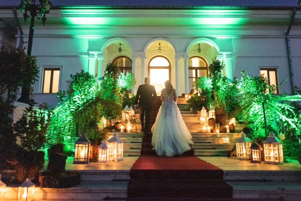 Prima nunta marca We Do Wow Events